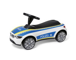 BMW sparkbil Polisbil