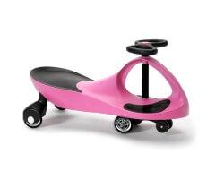 åkbil wigglekart deluxe rosa