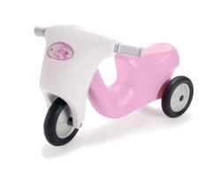 dantoy gåbil moped rosa