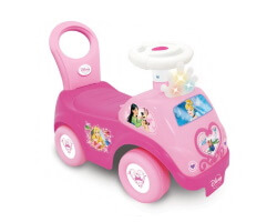 disney prinsessa gåbil rosa