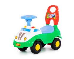 gåbil baby racer polesie grön