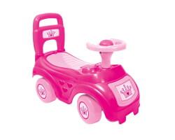 gåbil charles bentley dolu sit and ride rosa