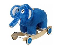 gåbil gungelefant krea bodil blå