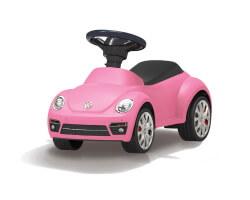 gåbil jamara kids vw beetle rosa