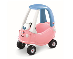 gåbil little tikes cozy coupe anniversary pink rosa