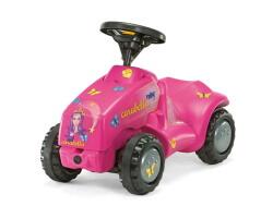 gåbil mini traktor rolly toys carabella rosa