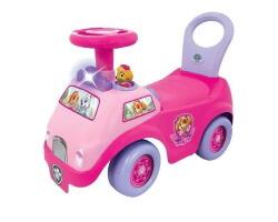 gåbil paw patrol skyes rescue racer rosa
