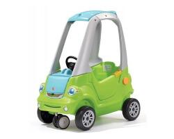 gåbil easy turn coupe grön