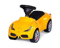 gåbil gul ferrari 458 italia