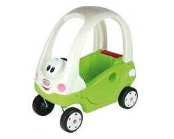gåbil little tikes grön sport coupe