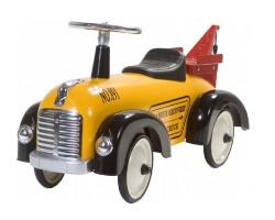 retro roller speedster gul svart tommy