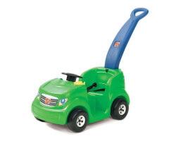 sparkbil grön buggy sports