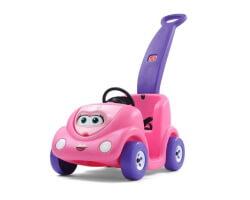 sparkbil rosa lady pushing car step 2