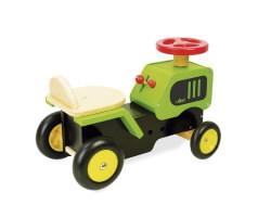 sparkbil traktor vilac grön