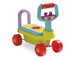 taf toys 4 in 1 utvecklings lära gå vagn gåbil grön