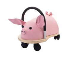 wheely bug gris rosa liten