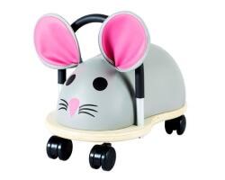 wheely bug mus stor grå gåbil
