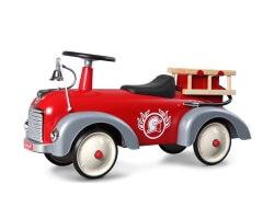 baghera speedster fireman brandbil röd