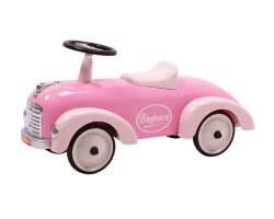 baghera speedster rosa gåbil