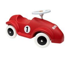brio ride on race car gåbil röd