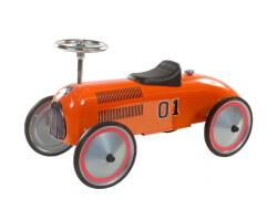 gåbil orange retro roller charley