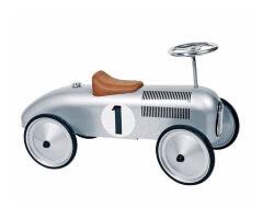 goki gåbil silver silvrig ratt retro