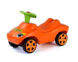 polesie gåbil med ljud orange