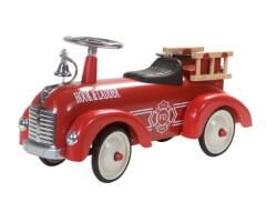 retro roller speedster brandbil