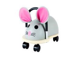 gåbil wheely bug liten mus