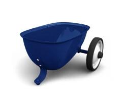 baghera trailer släp blå