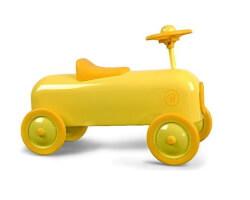 gåbil baghera racer gul lemon