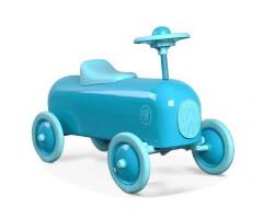 gåbil baghera racer ljusblå lagoon
