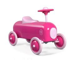 gåbil baghera racer rosa fairy