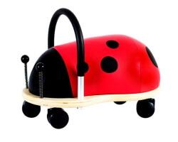gåbil wheely bug nyckelpiga stor