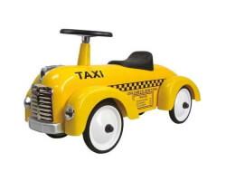 magni gåbil taxi gul