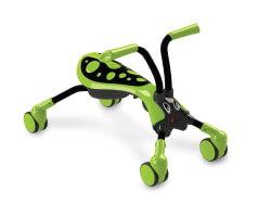 mookie scramble bugg hornet grön gåbil