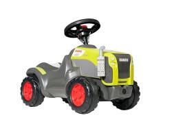 rolly toys sparkbil claas xerion grå traktor