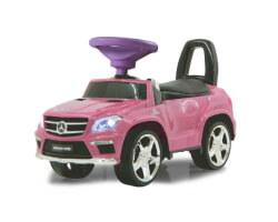 sparkbil mercedes gl63 amg rosa