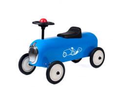 baghera racer blå sparkbil
