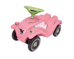 bobby car classic flower sparkbil rosa