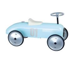vilac gåbil retro ljusblå