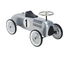 mini speeders gåbil racer - silver