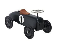 mini speeders gåbil racer - svart