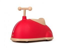 baghera twister ride on sparkbil röd