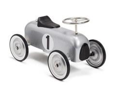 mini speeders gåbil classic silver