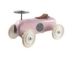 stoy gåbil vintage ljusrosa