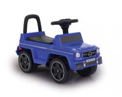 gåbil mercedes benz g63 amg blå