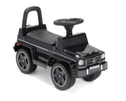 gåbil mercedes benz g63 amg svart